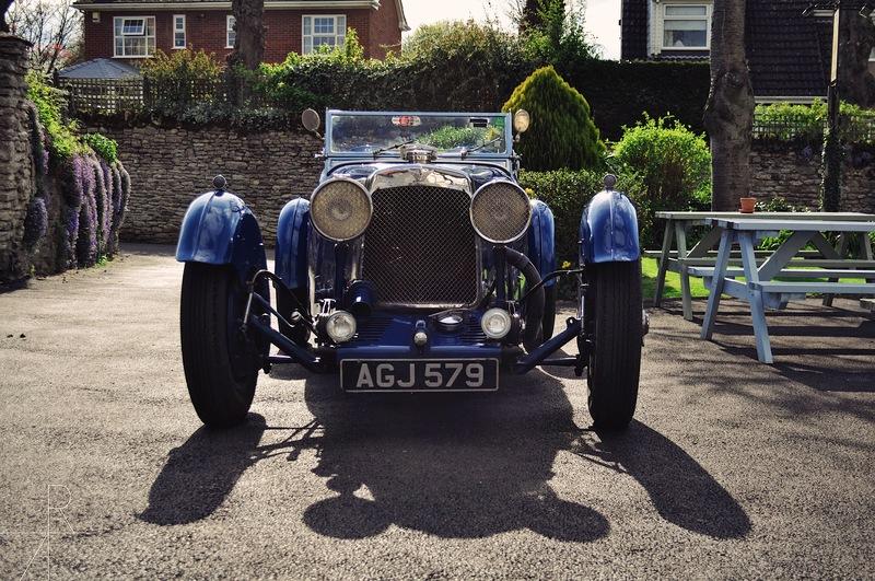 1933 Short Chassis Le Mans